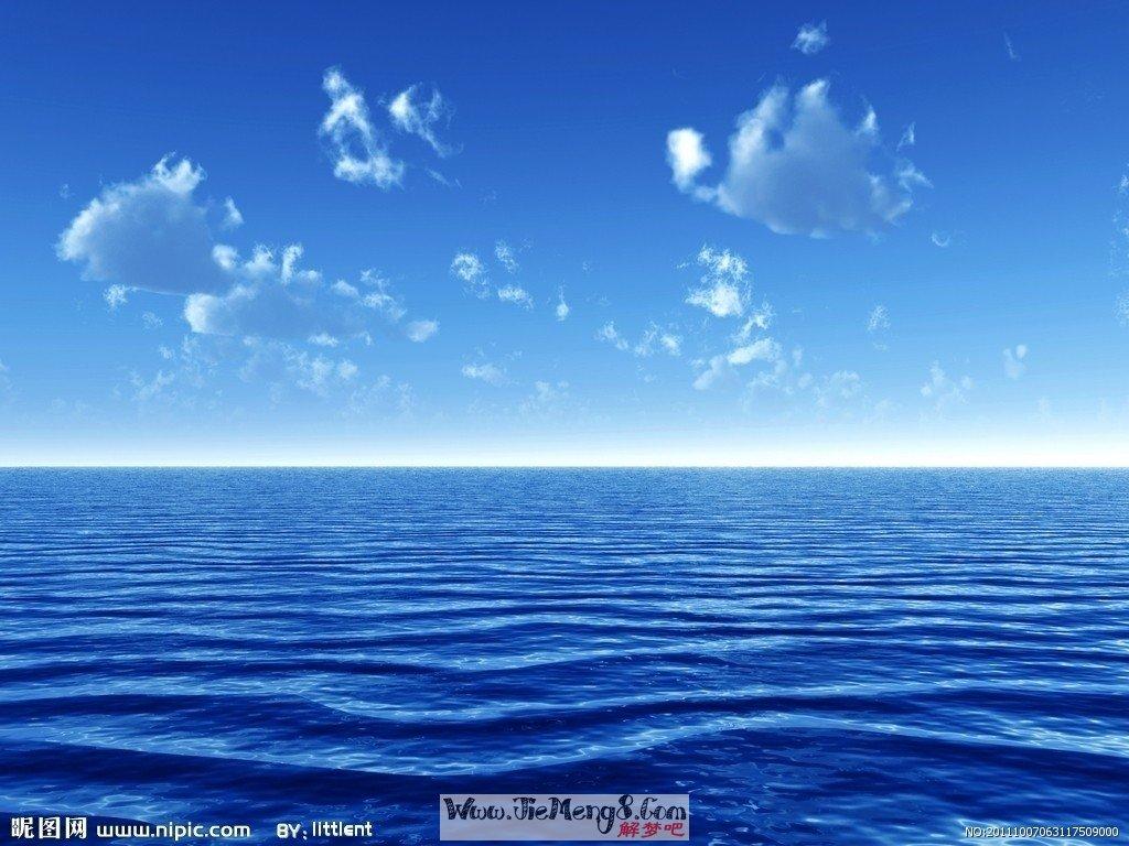 蓝天人物风景头像