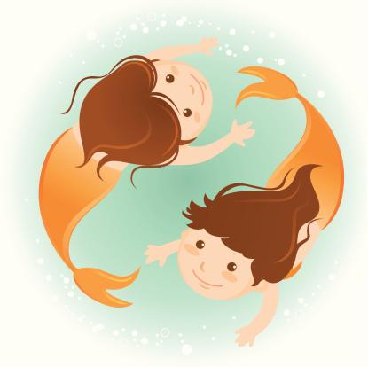 双鱼座女孩性格图片